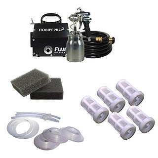 Fuji Hobby-PRO 2 HVLP Spray System + Accessory Kit