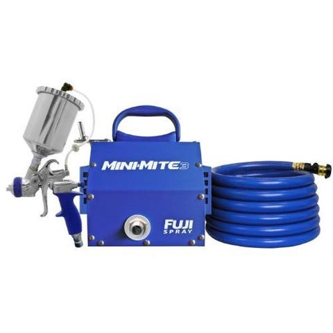 Fuji 2803-T75G Mini-Mite 3 - T75G Gravity HVLP Spray System