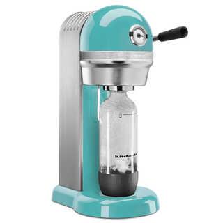 KitchenAid KSS1121AQ Aqua Sky Sparkling Beverage Maker