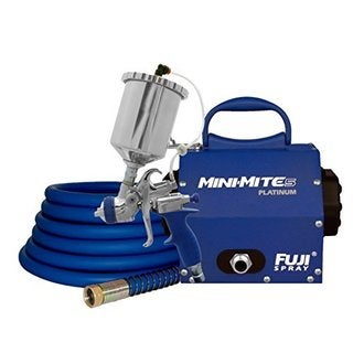 Fuji 2805-T75G Mini-Mite 5 - T75G Gravity HVLP Spray System