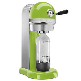KitchenAid KSS1121GA Green Apple Sparkling Beverage Maker