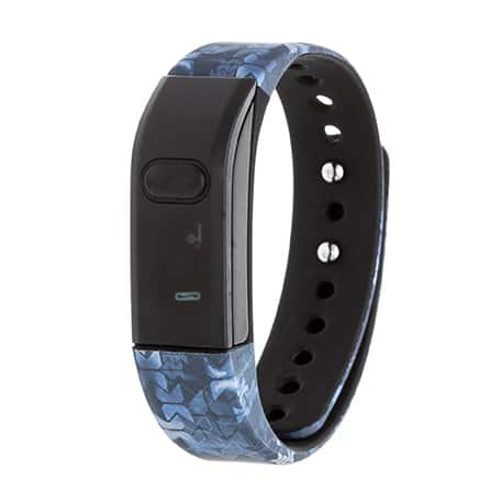 RBX Active TR1 M3 Bluetooth Activity Tracker W/ Remote Camera Controller - Multi