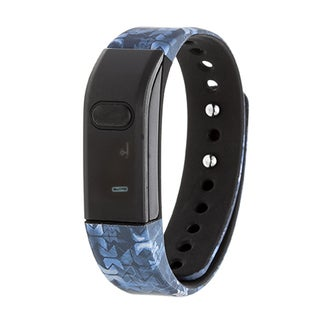 RBX Active TR1 M3 Bluetooth Activity Tracker W/ Remote Camera Controller