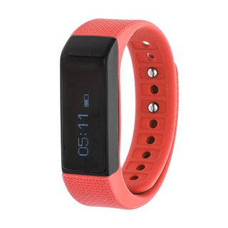 RBX Active Red TR2 Waterproof Bluetooth Activity Tracker with Touchscreen WATCH
