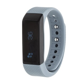 RBX Active Grey TR2 Waterproof Bluetooth Activity Tracker with Touchscreen Watch