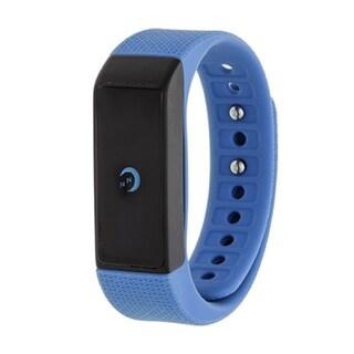 RBX Active Blue TR2 Bluetooth Activity Tracker W Touchscreen Watch