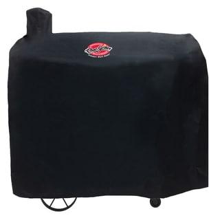 Char-Griller 9155 Black Polyester Pellet Grill Cover