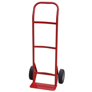 Gleason Industrial 37109 600 Lb Capacity Red Flow Back Hand Truck