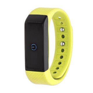 RBX Active Green TR2 Waterproof Bluetooth Activity Tracker with Touchscreen Watch