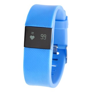 Everlast TR8 Blue Bluetooth Activity Tracker w/ Heart Rate Monitor