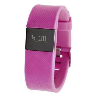 Everlast TR8 Pink Bluetooth Activity Tracker w/ Heart Rate Monitor
