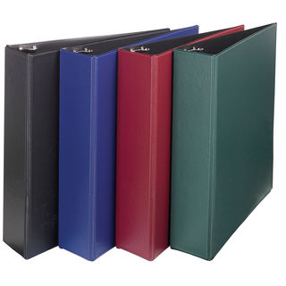 """Avery 11558 2"""" Durable Binders With EZ Turn Rings Assorted Colors"""