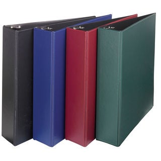 "Avery 11558 2"" Durable Binders With EZ Turn Rings Assorted Colors"