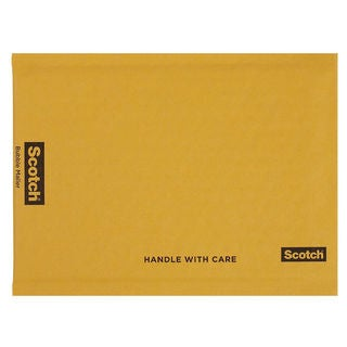 "3M 7914-6 8-1/2"" X 11"" Scotch® Bubble Mailers 6 Count"