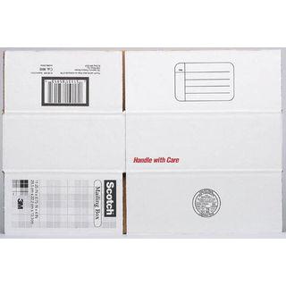"3M 8007 17.25"" x 11.25"" x 6"" Scotch Mailing Box"