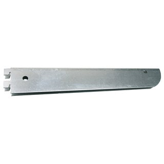 "John Sterling Corp BK-0102-14 14"" Galvanized Adjustable Shelving Double Bracket"