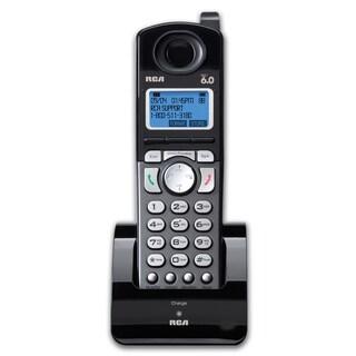 RCA Black DECT 6.0 2-line Cordless Expansion Handset