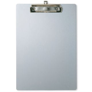 Officemate International 83211 Letter Size Aluminum Clipboard