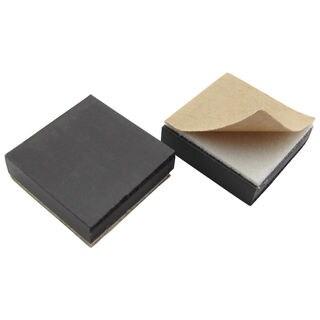 "Master Magnetics 07017 3/4"" Square Magnet 6 Piece"