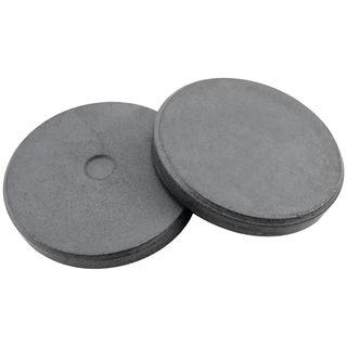 """Master Magnetics 07041 1-1/2"""" Magnet Disc 2 Count"""
