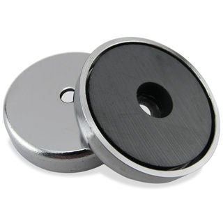 Master Magnetics 07217 25 Lb Strong Round Base Magnet