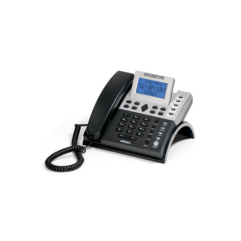 Cortelco Line-powered Caller ID Telephone