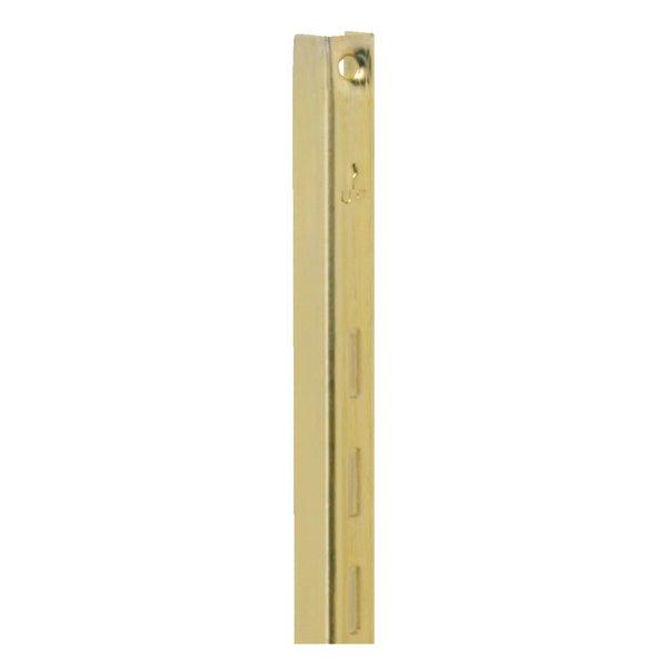 """Knape & Vogt 80BR 36"""" 36"""" Brass Standards"""