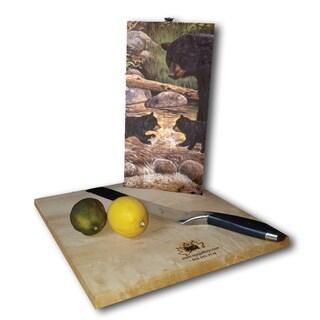 WGI Gallery Bear Creek Gang Wood Cutting Board