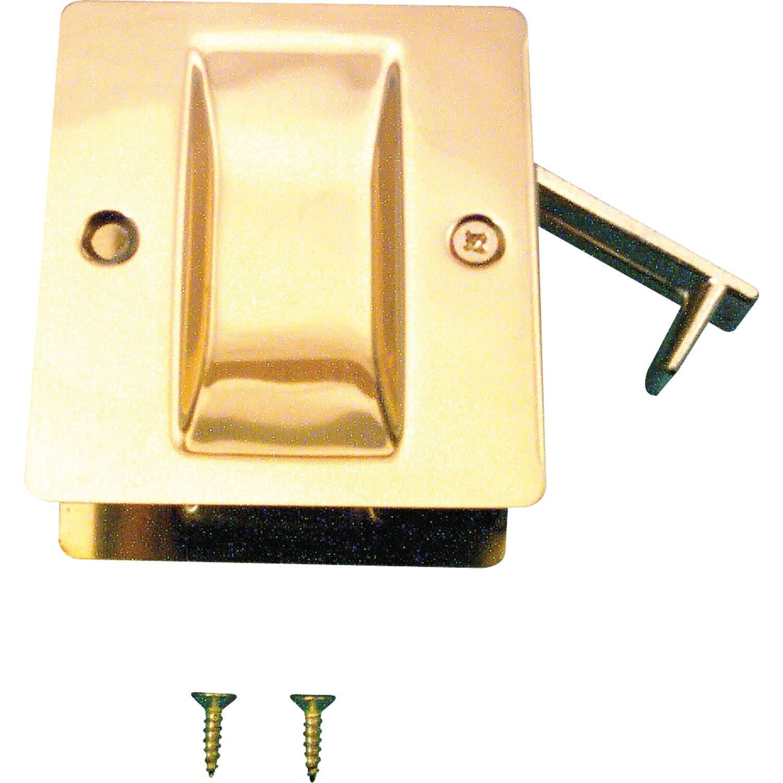 Prime Line N6770 Pocket Door Passage Pull (Hardware)