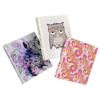 "Avery 26750 1"" Fashion Binder Assorted Styles"