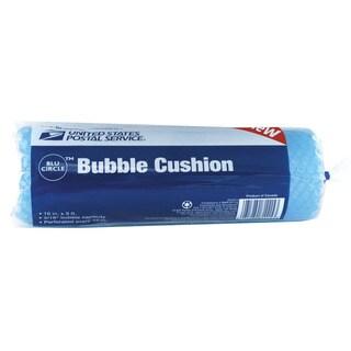 "Lepages 81101 16"" Blue USPS Circle Bubble Cushion"