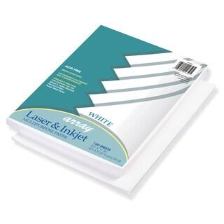 "Pacon 101650 8-1/2"" X 11"" White Laser & Inkjet Paper 150 Count"