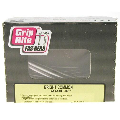 Grip Rite 20C1 1.050 lb 4