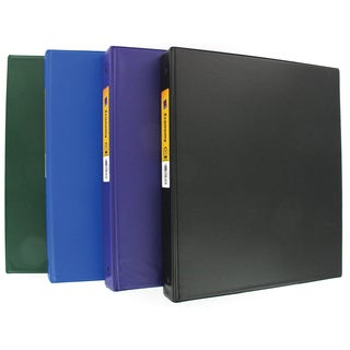 "Avery 11718 1"" Assorted Colors Economy Binder"