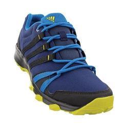 Men's adidas Trail Rocker Running Shoe Collegiate Navy/Black/Unity Blue