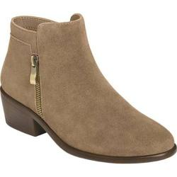 Women's Aerosoles Mythology Bootie Mid Brown Suede