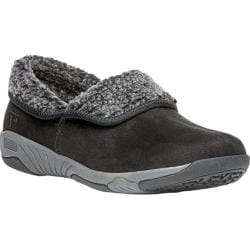 Women's Propet Rosa Slip-On Black Velour