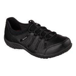 Women's Skechers Work Relaxed Fit Rodessa Slip Resistant Shoe Black