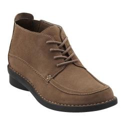 Women's Clarks Nikki Class Taupe Suede