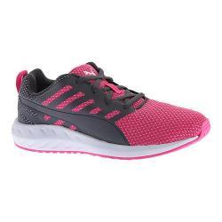 Women's PUMA Flare Mesh Sneaker Pink Glo/Periscope/Puma White
