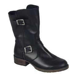 Women's Rieker-Antistress Faith 82 Tall Boot Black/Granit/Black Leather/Synthetic Combo