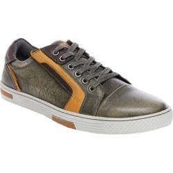 Men's Steve Madden Adison Sneaker Grey Leather