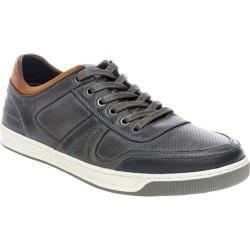 Men's Steve Madden Cantor Sneaker Grey Leather
