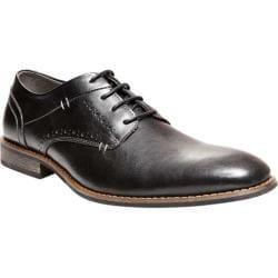 Men's Steve Madden Joywav Oxford Black Leather