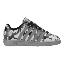 Boys' K-Swiss Classic VN Camo Sneaker - Big Kid Stingray/Black