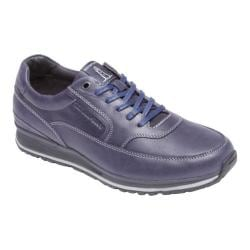 Men's Rockport Crafted Sport Casual Mgd Ox Navy Leather