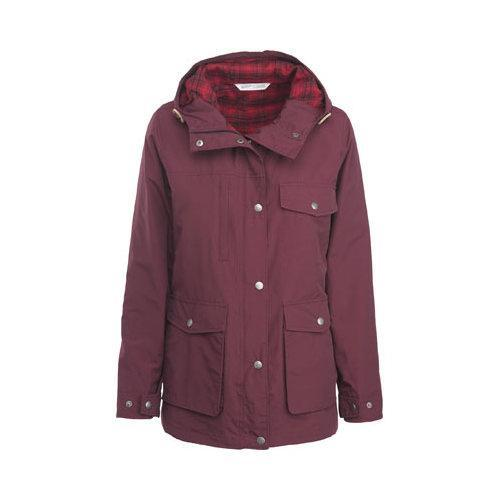 c45ce84866c Shop Women s Woolrich Transition Flannel-Lined Mountain Parka Wine - Free  Shipping Today - Overstock - 12735346