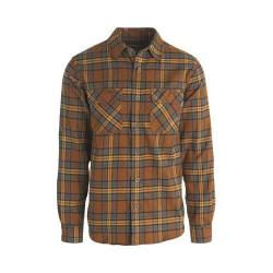 Men's Woolrich Hiker's Trail Flannel Shirt Chicory