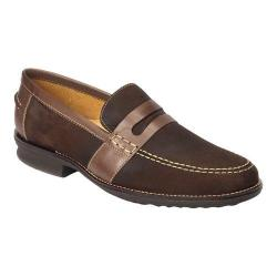 Men's Sandro Moscoloni Everett Penny Loafer Brown