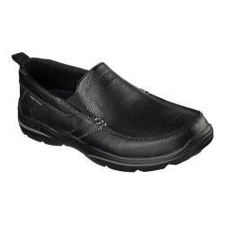 Men's Skechers Relaxed Fit Harper Forde Loafer Black